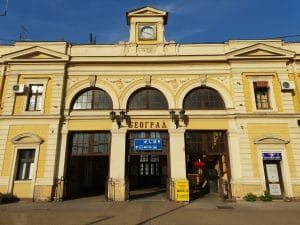 Belgrade Main Station